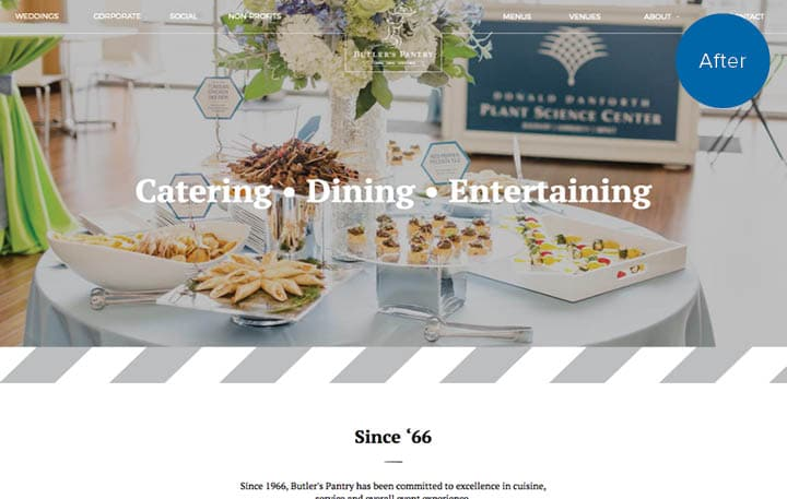 Butlers Pantry Website After