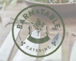 Barn & Table Catering logo