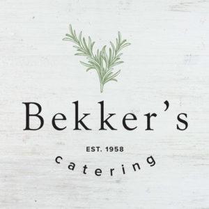 Bekker's Catering logo