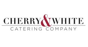 Cherry & White Catering Company logo