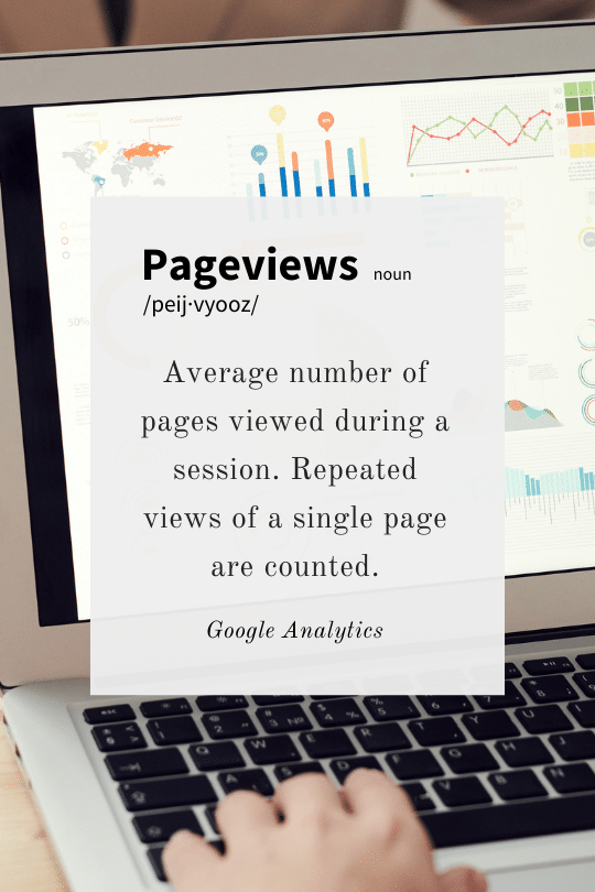 Pageviews Definition